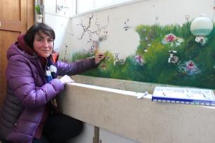 Mon job à Arts and craft village