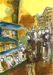 Les bouquinistes - Isabelle Flourac