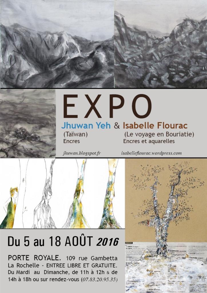 AFFICHE EXPO PORTE ROYALE 2016