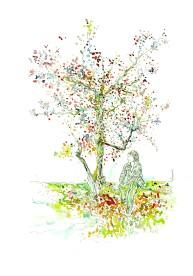 L'arbre de Nara - Isabelle Flourac