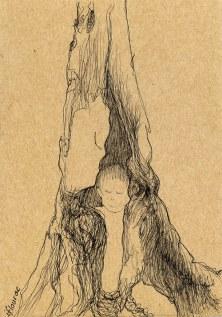 Dans les jupes - Isabelle Flourac