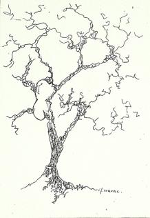 Dans un arbre - Isabelle Flourac