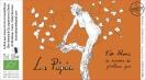 La pépée - Etiquette de vin - Isabelle Flourac